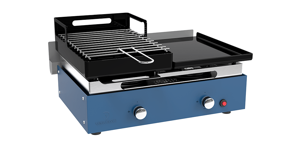 Verysmart barbecue and plancha. Gas clipart gas range