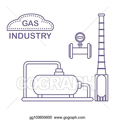 Clip art vector processing. Gas clipart gass