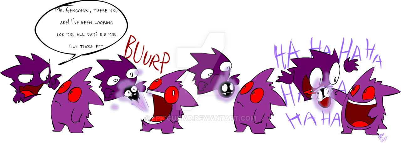 Gas clipart gass. Ghastly s a pokemon