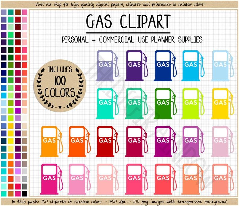 Gas clipart gass. Sale pump travel planner