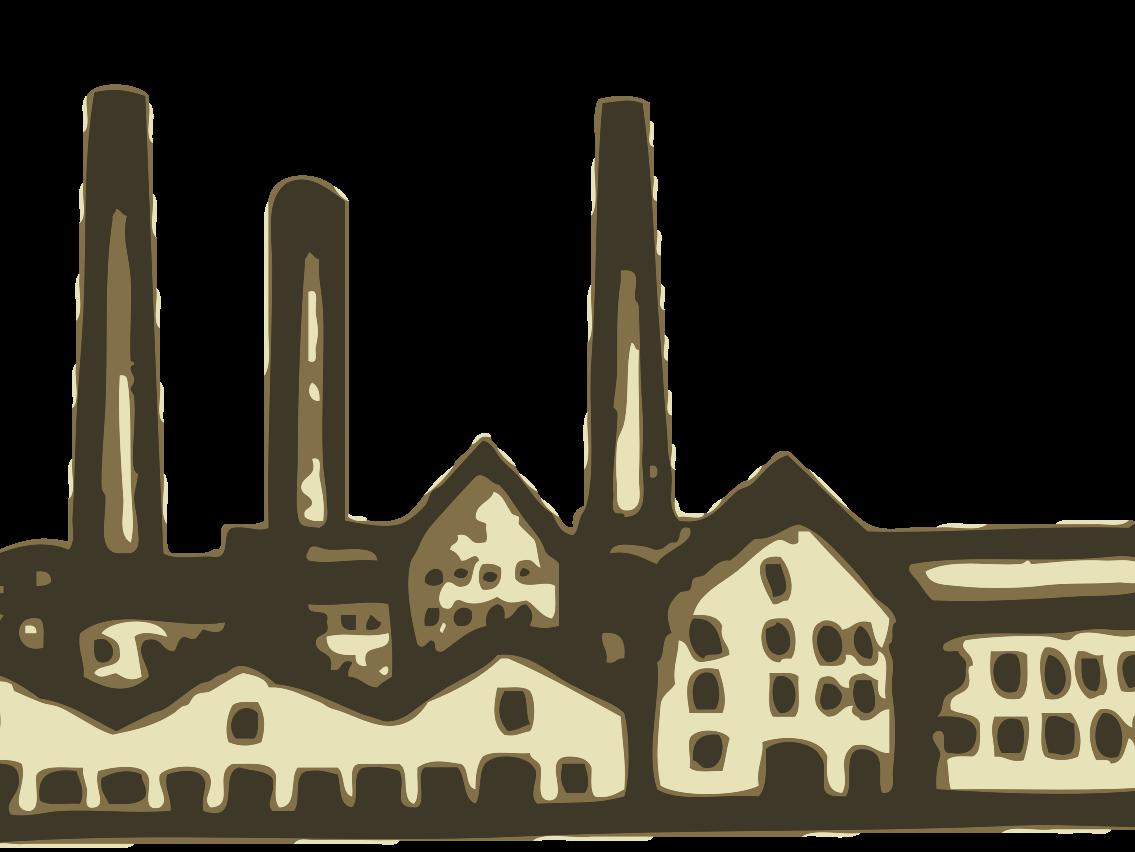industry clipart industrial revolution