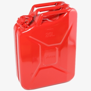 Jerrycan canister png gallon. Gas clipart jug
