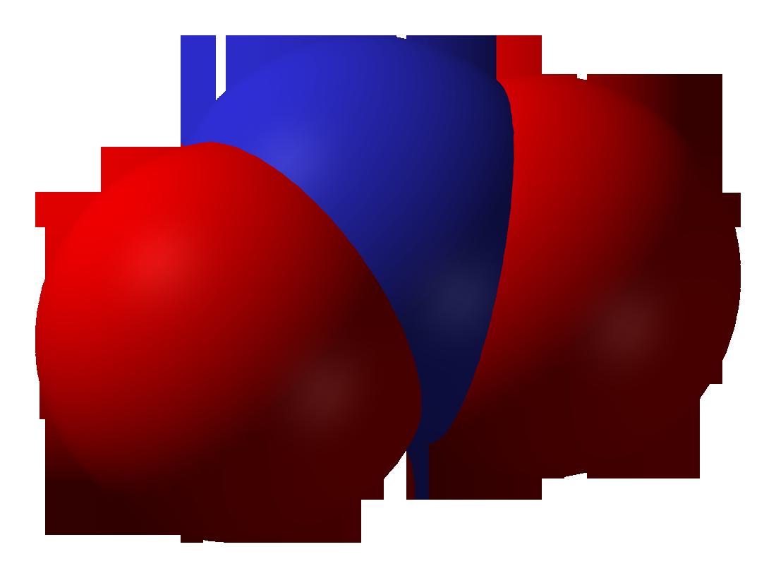 Gas nitrogen dioxide