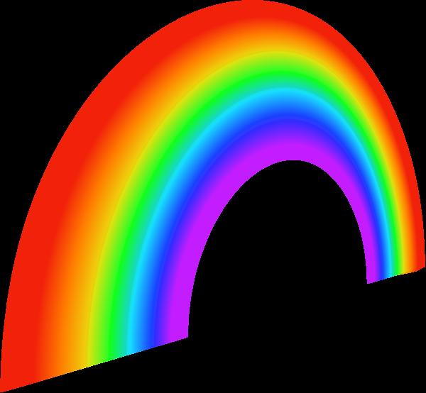 gas clipart rainbow