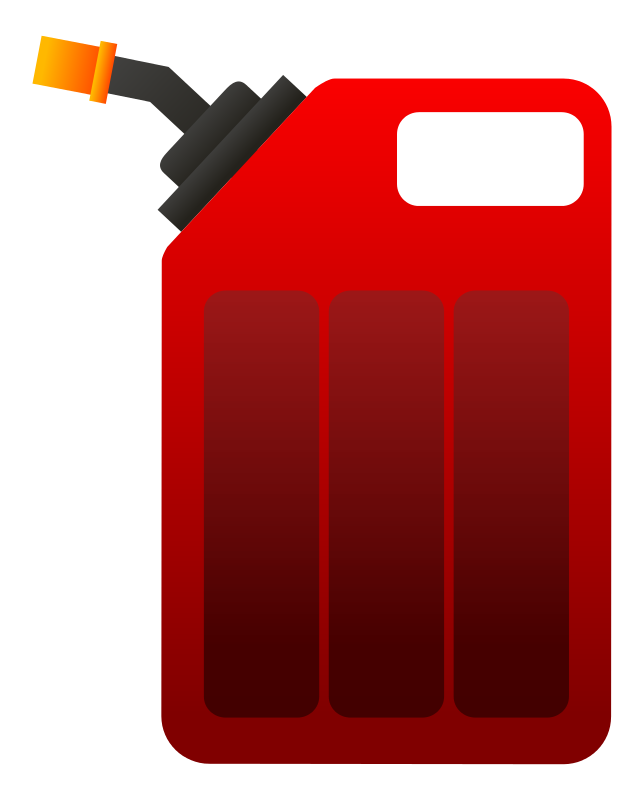Gas clipart rocket fuel.  collection of can