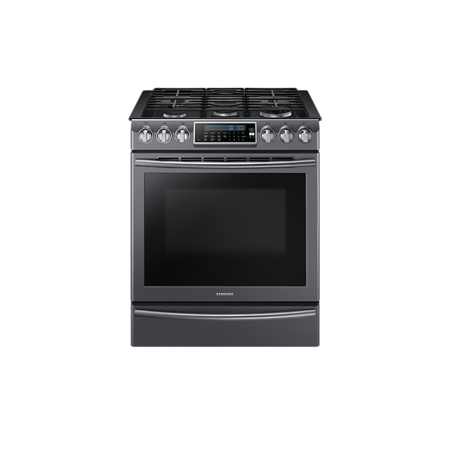 Samsung cu ft slide. Refrigerator clipart stove oven