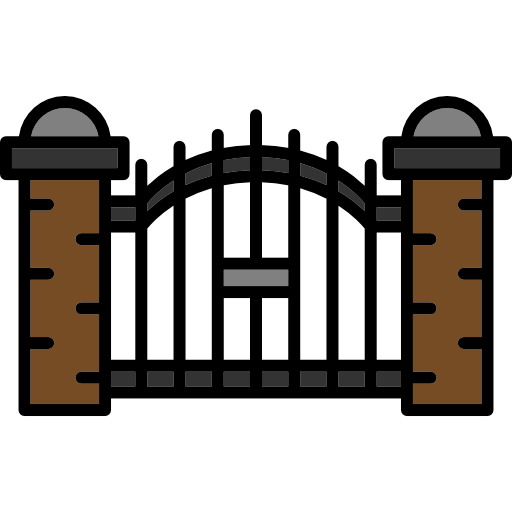 Gate clipart.  collection of png