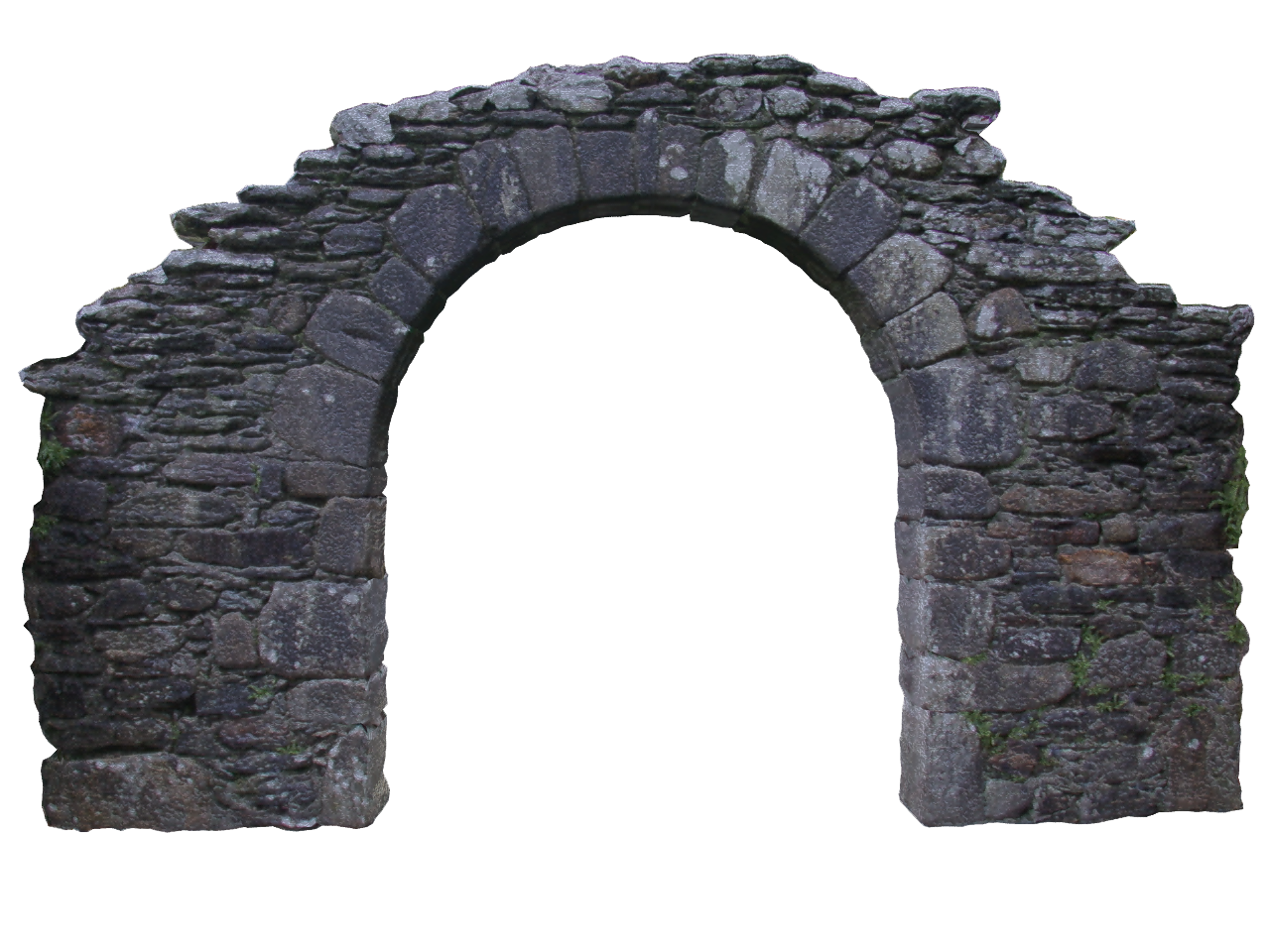 Vines clipart archway. Stone arch stock by