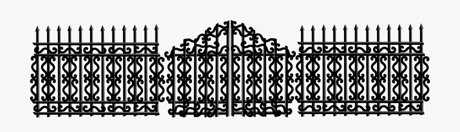 Free cliparts on clipartwiki. Gate clipart broken gate