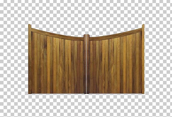 Hardwood iroko driveway png. Gate clipart brown fence