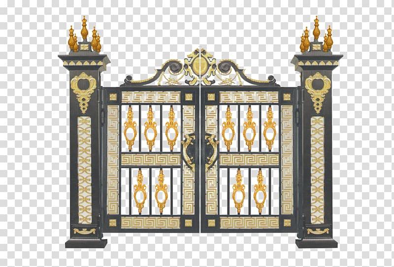 Fortified gateway door gratis. Gate clipart castle gate