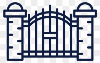 Png download . Gate clipart cemetery gates