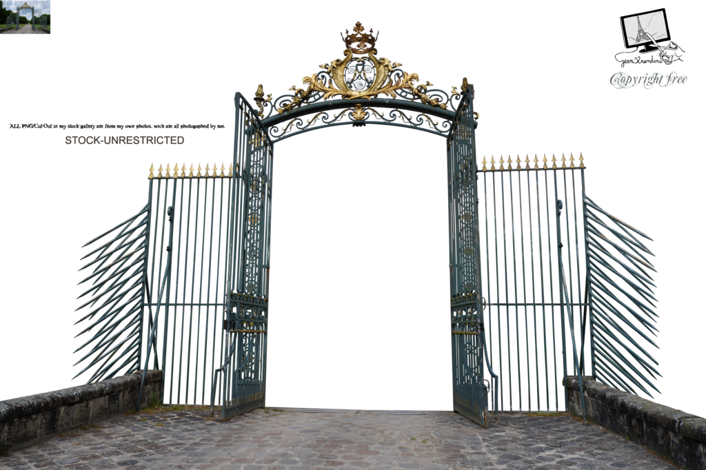 Png transparent images pluspng. Gate clipart cemetery gates