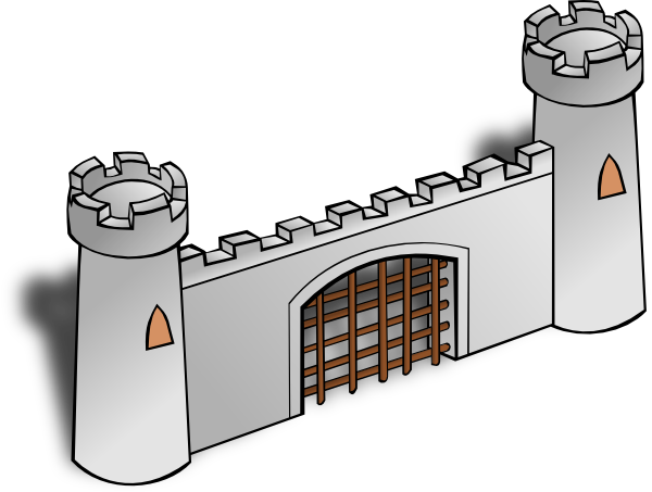 Free in cliparts download. Gate clipart city gate