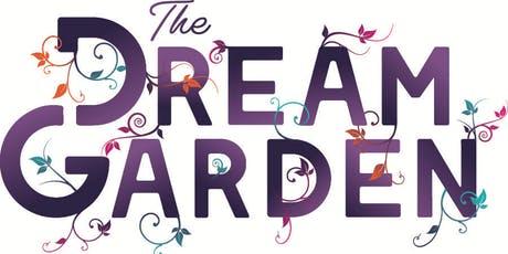 Gate clipart dream garden. The winter tickets multiple