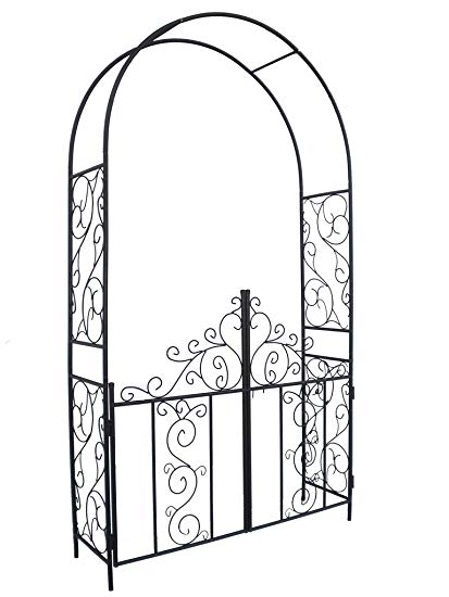 gate clipart dream garden