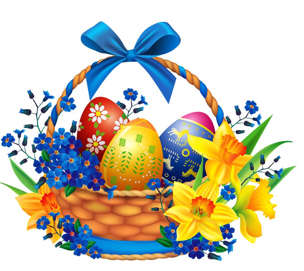 . Gate clipart easter