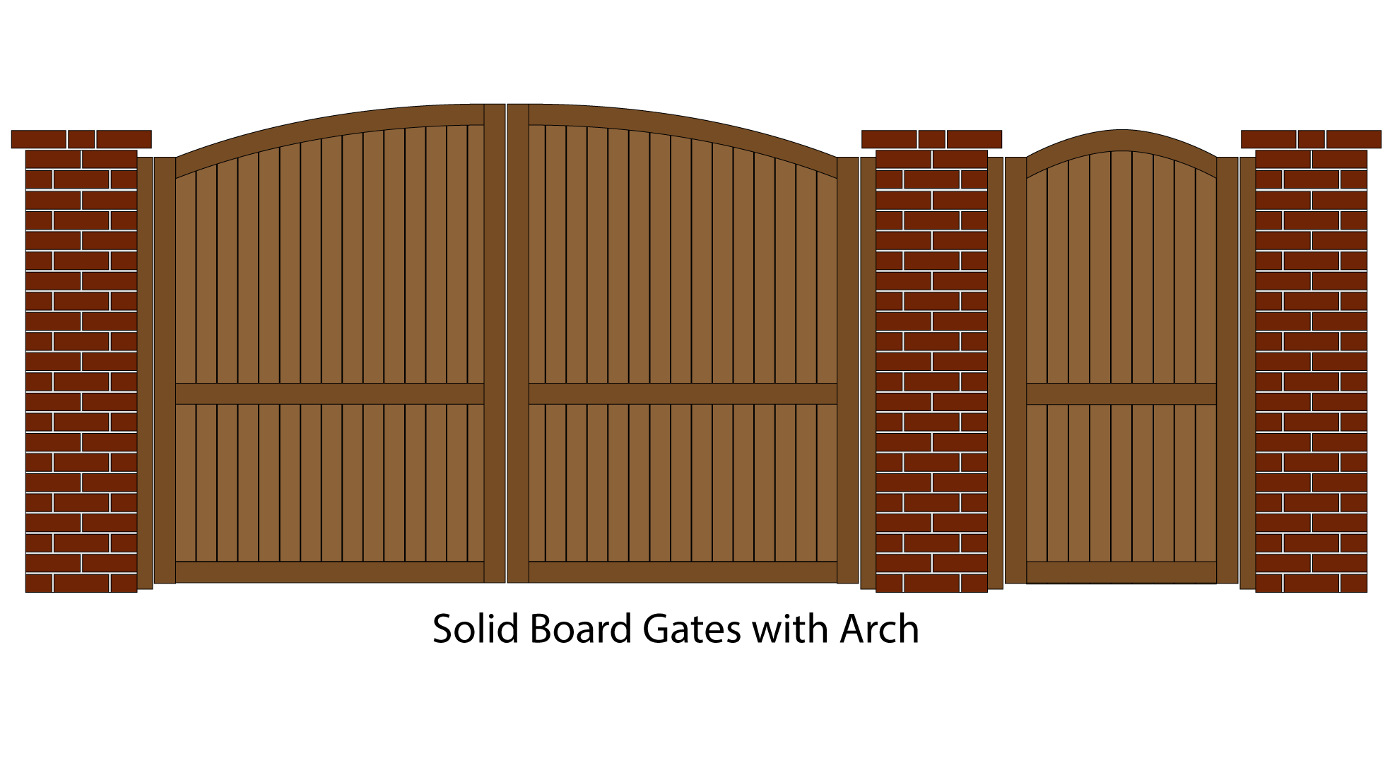 Wooden gates picket and. Gate clipart fence gate