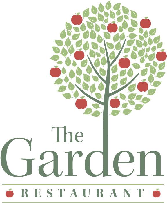 Gate clipart garden centre. The restaurant logo med