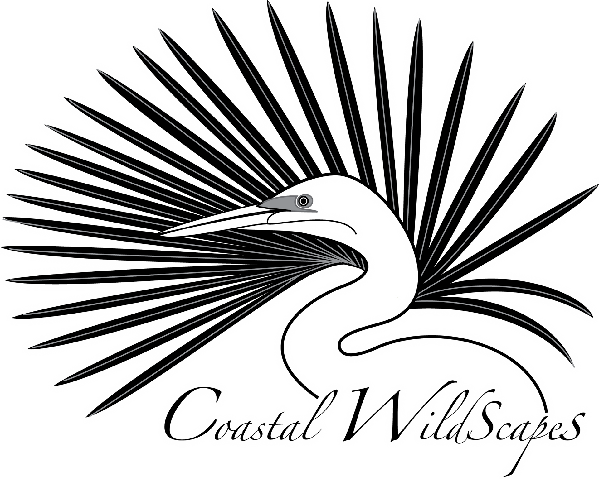 Coastal wildscapes open the. Gate clipart garden club