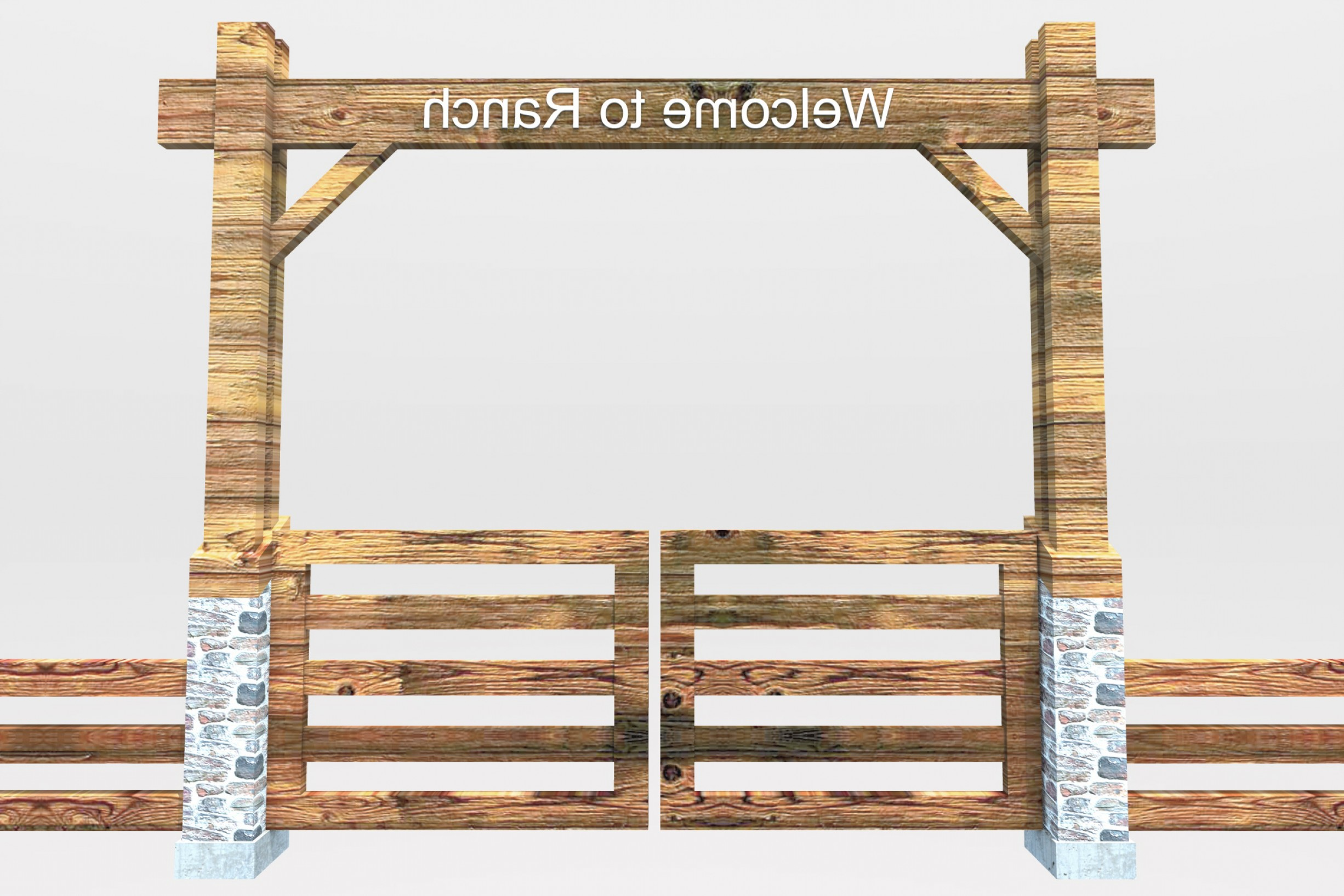 Free ranch cliparts download. Gate clipart gate design