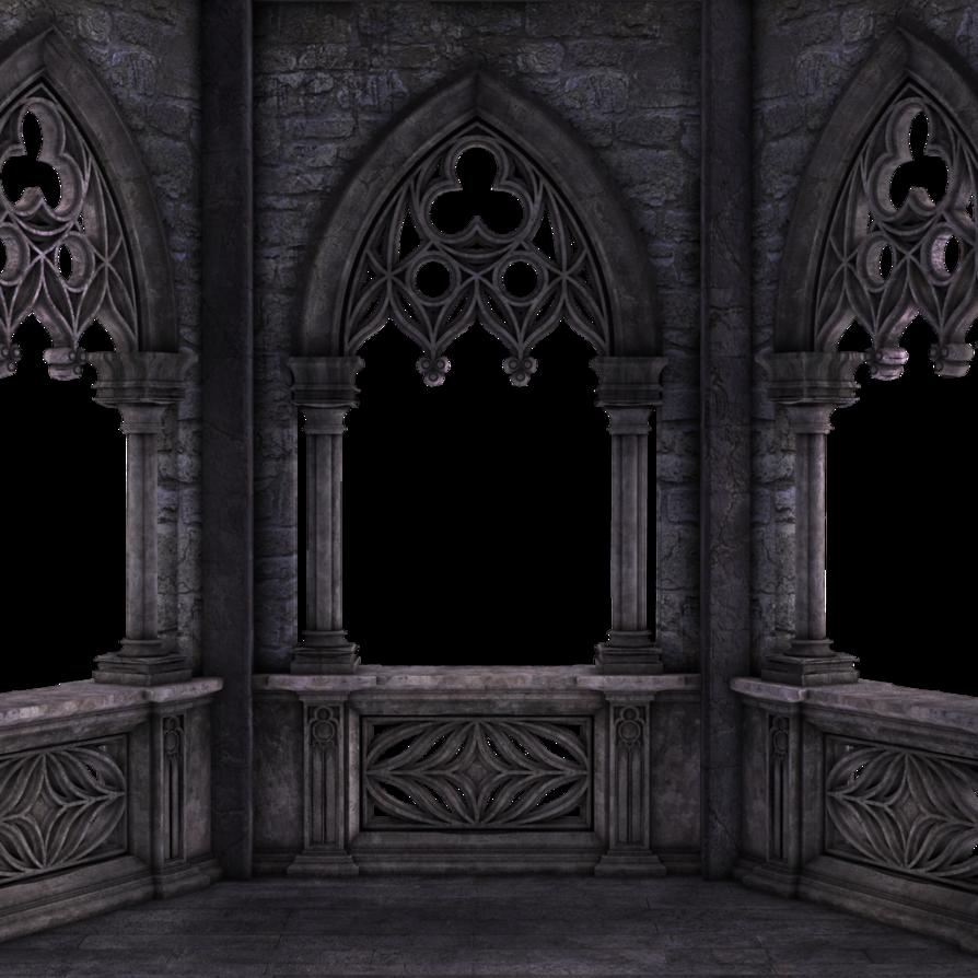 Nouisbae ernesta deviantart view. Gate clipart gothic