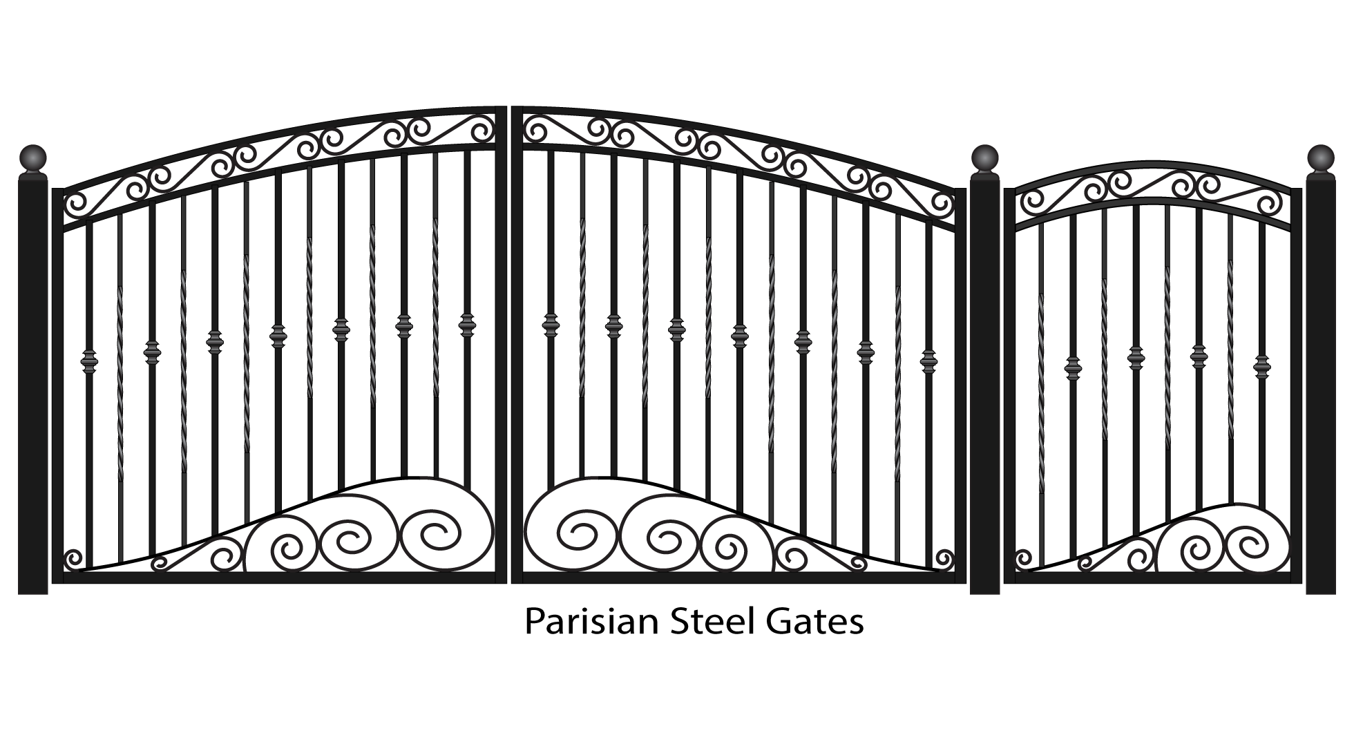 Download fancy hq png. Gate clipart gothic
