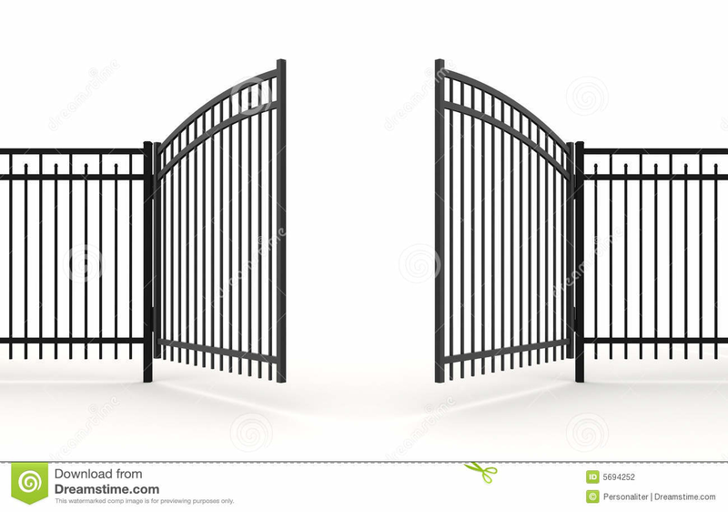 Gate clipart house gate. Download free png dlpng