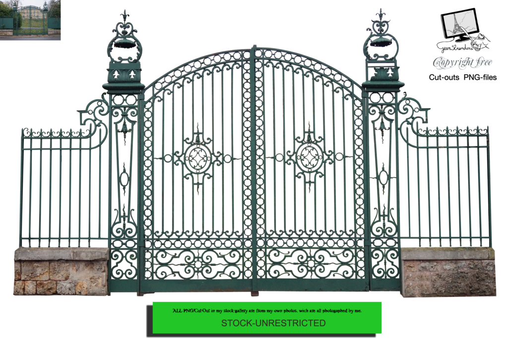 Gate clipart main gate. Png ris by jean