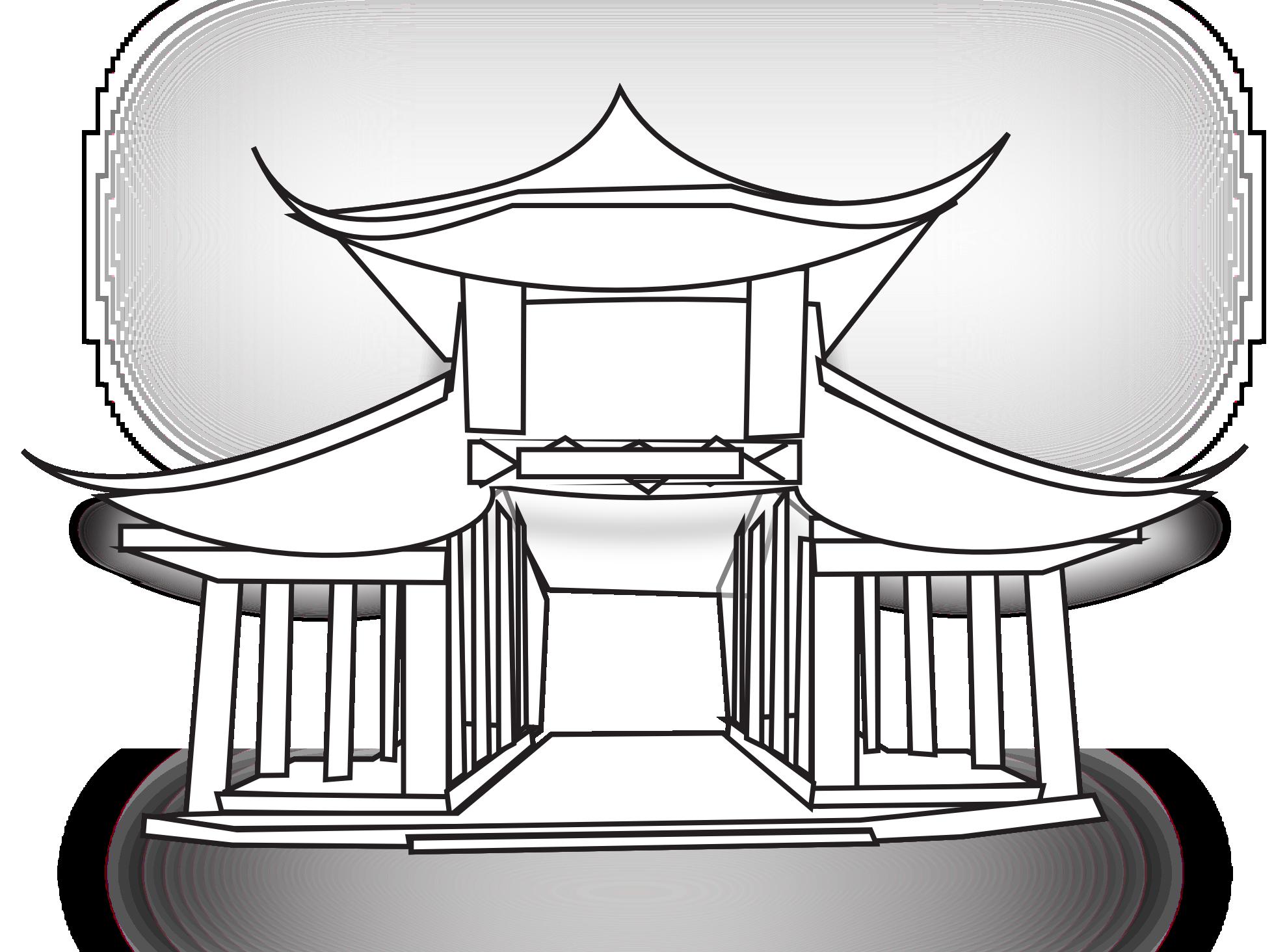 Japan china house