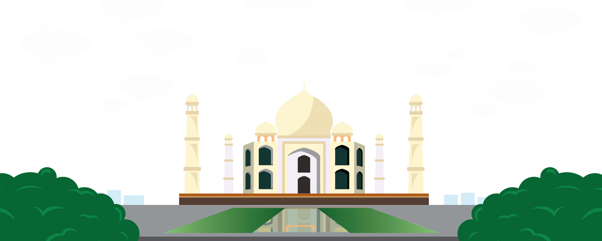Mosque clipart gate. Cewe top most instagrammed