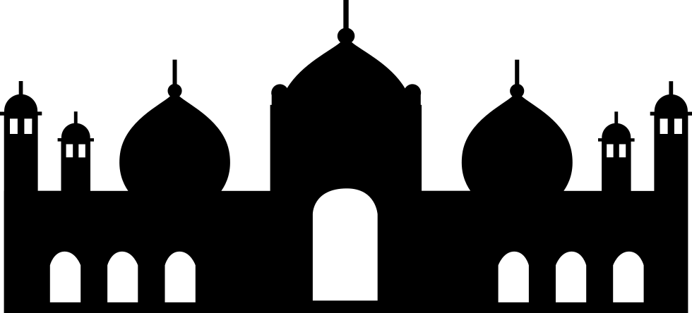 Badshahi svg png icon. Gate clipart mosque