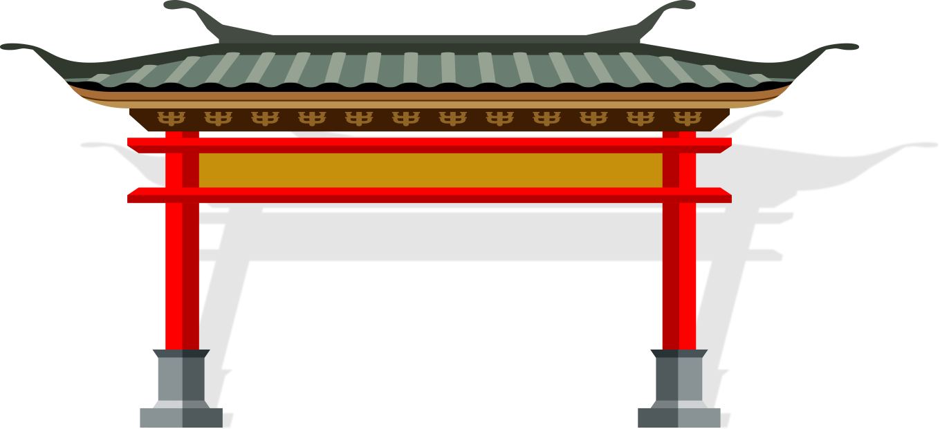 Design considerations for hubspot. Gate clipart shinto
