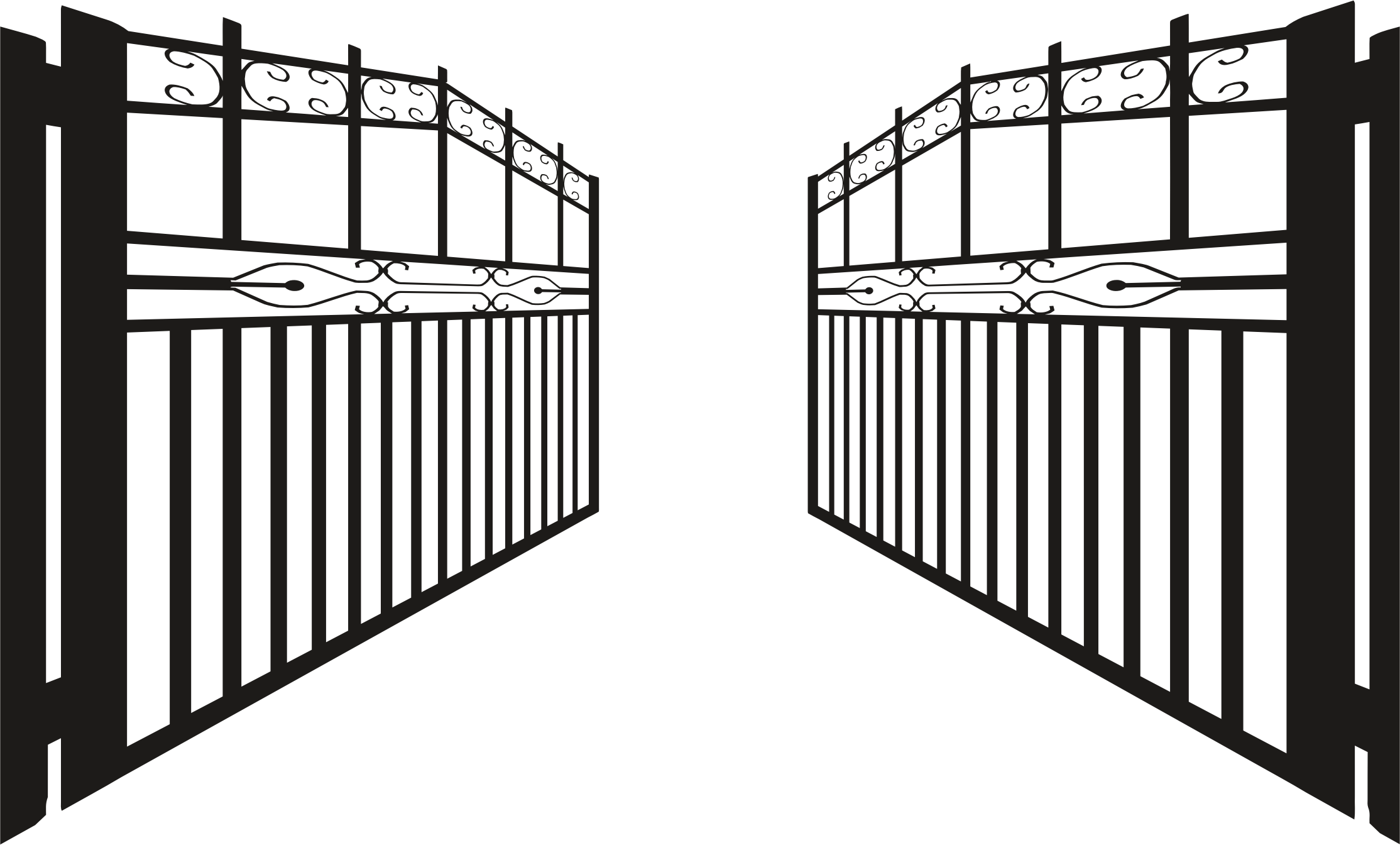 Gate clipart transparent background.  collection of high