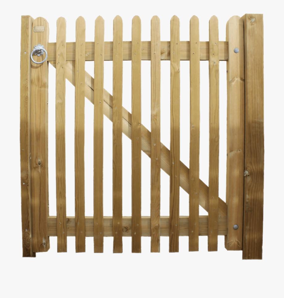 Download traditional garden transparent. Gate clipart wooden gate