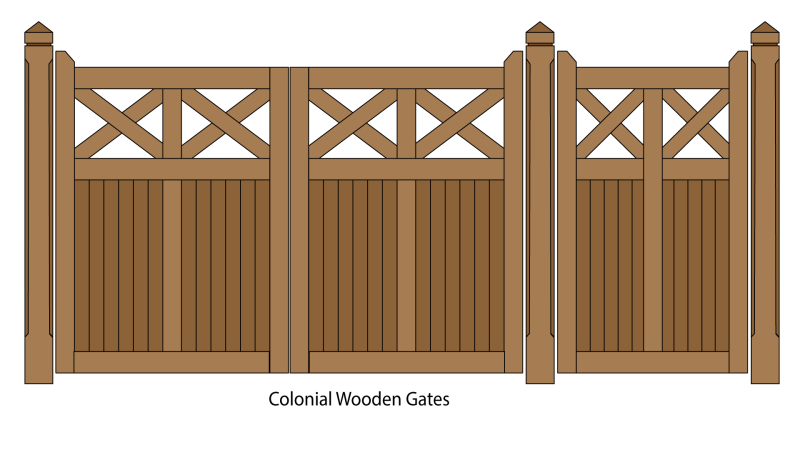 Gate clipart wooden gate. Wood background fence garden