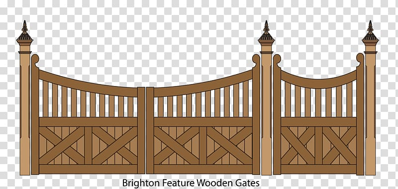Picket chain link fencing. Gate clipart yard fence