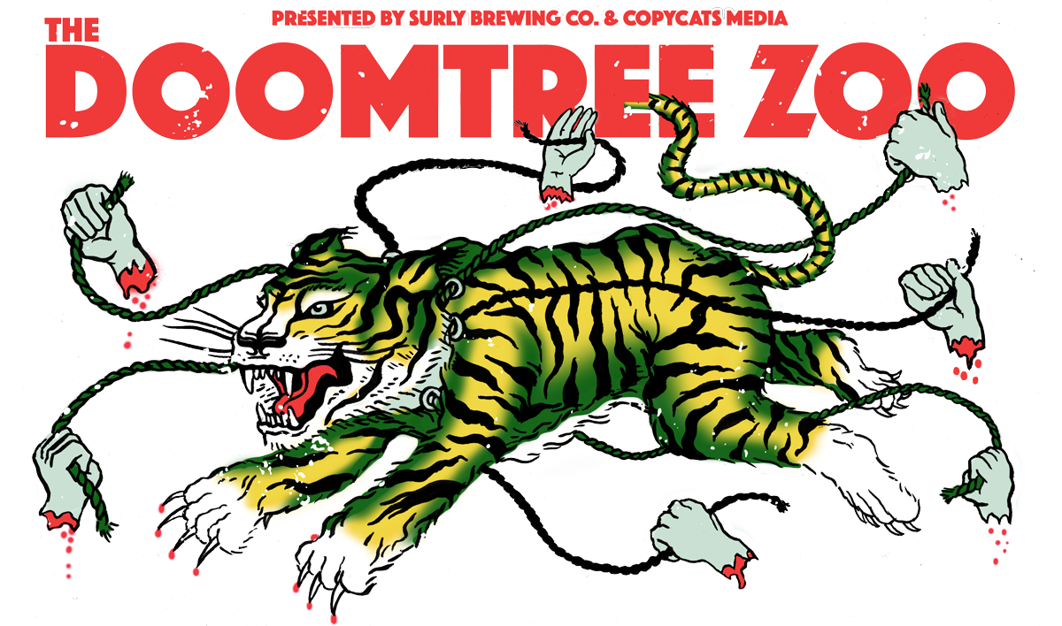 Gate clipart zoo. The doomtree oct chs
