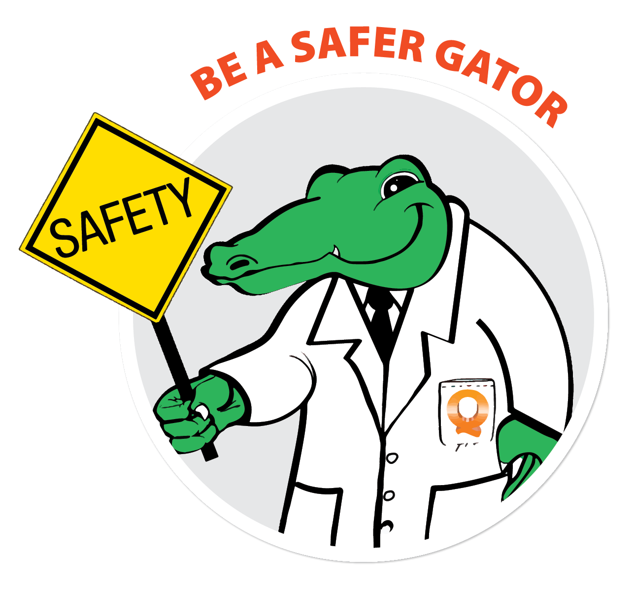 Gator clipart angry. Seven days of events