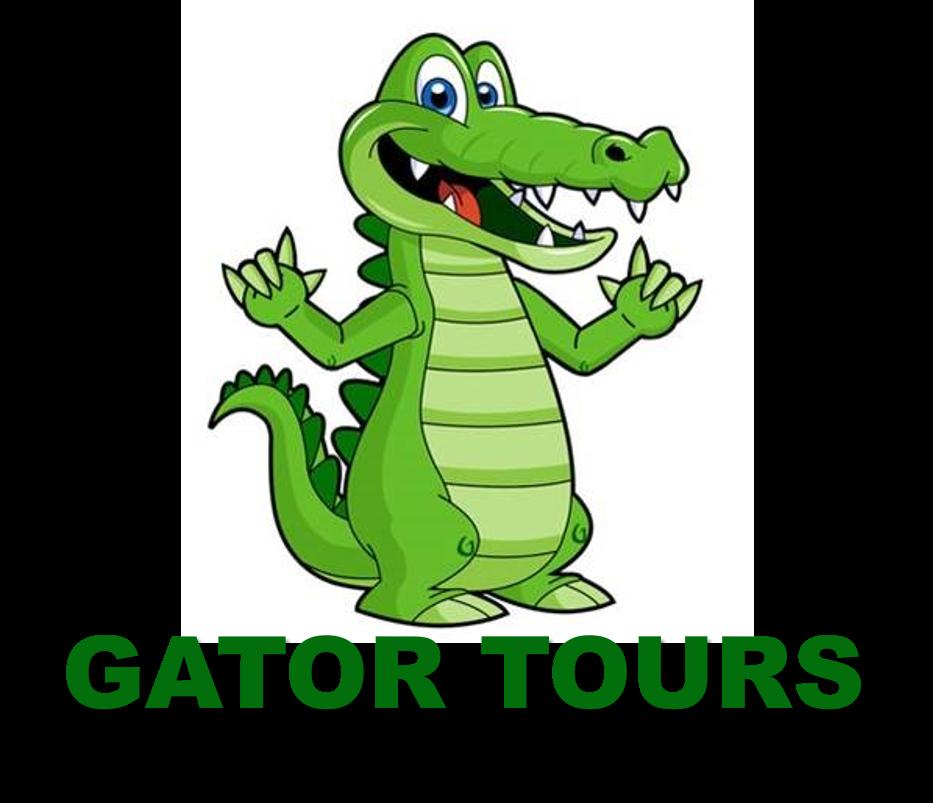 Orange clipart gator. Home of tours