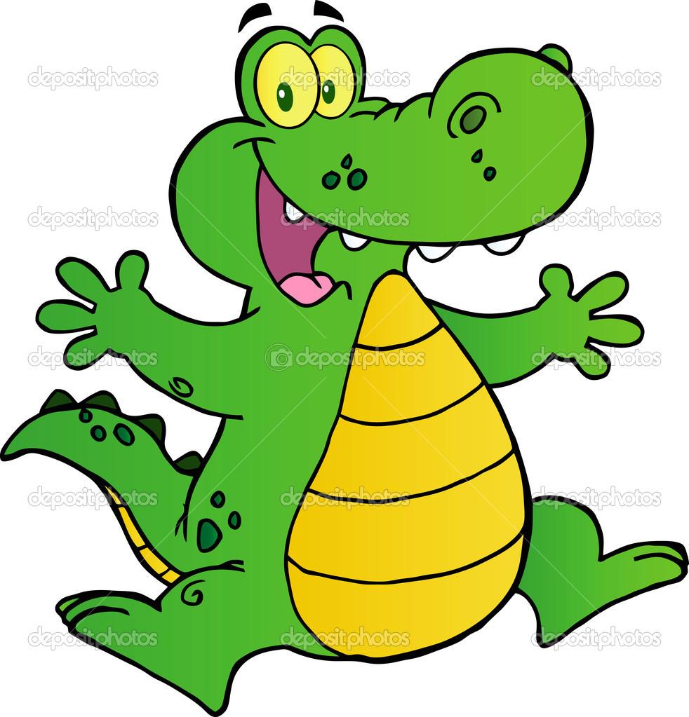 Gator clipart friendly. Free cartoon download clip