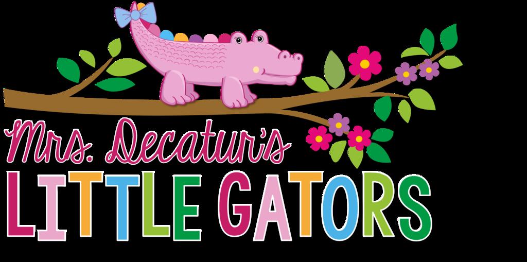 Gator clipart teacher. Mrs decatur s little