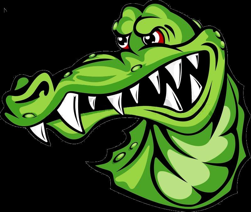 Gator clipart tooth. Intellogator jules bartow communications