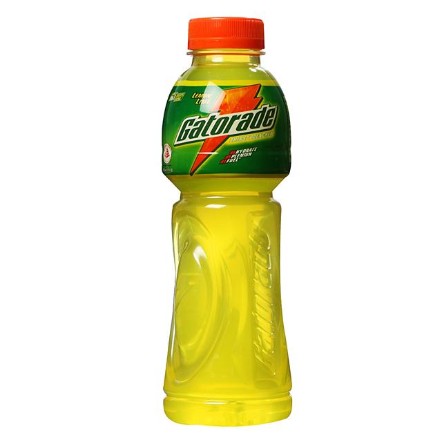 Gatorade bottle png. Lemon ml