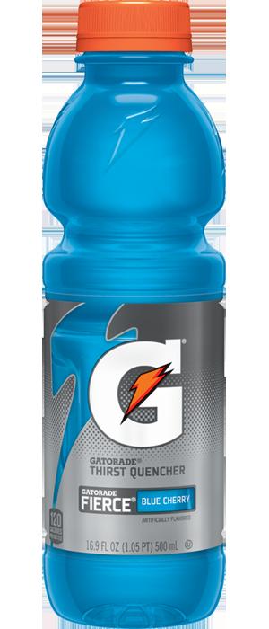 Gatorade bottle png. Fierce blue cherry reviews