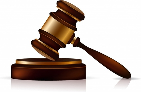 Vector free download for. Gavel clipart