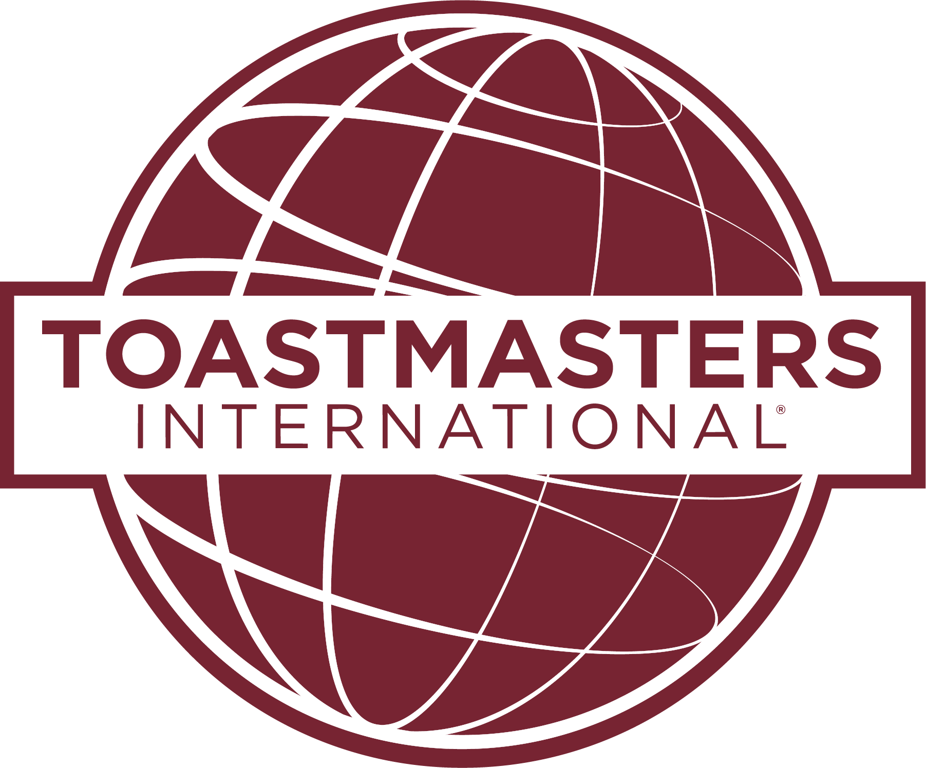 Newspaper clipart logo. Toastmasters international and design