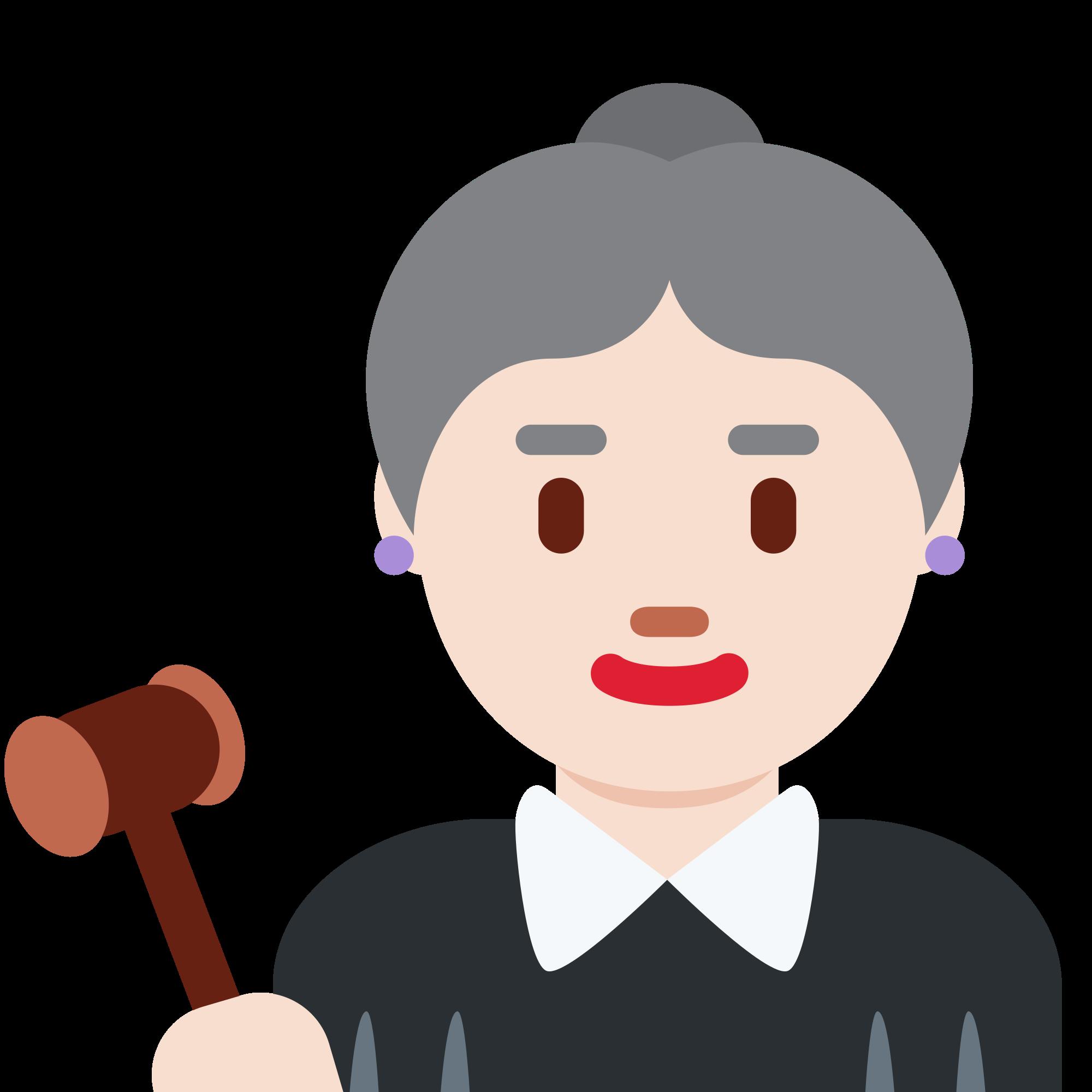 Gavel clipart emoji. File twemoji f fb