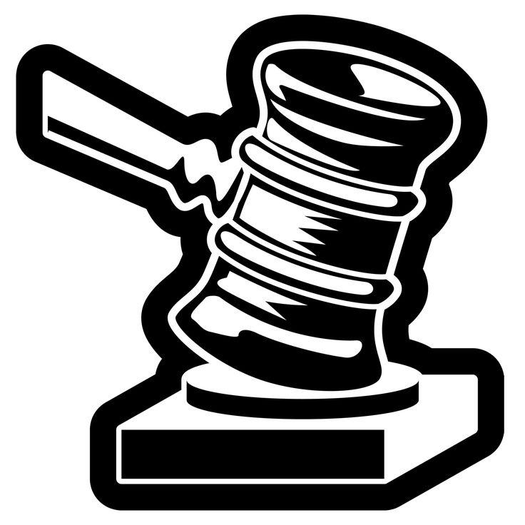 Clipartbarn . Gavel clipart establish justice