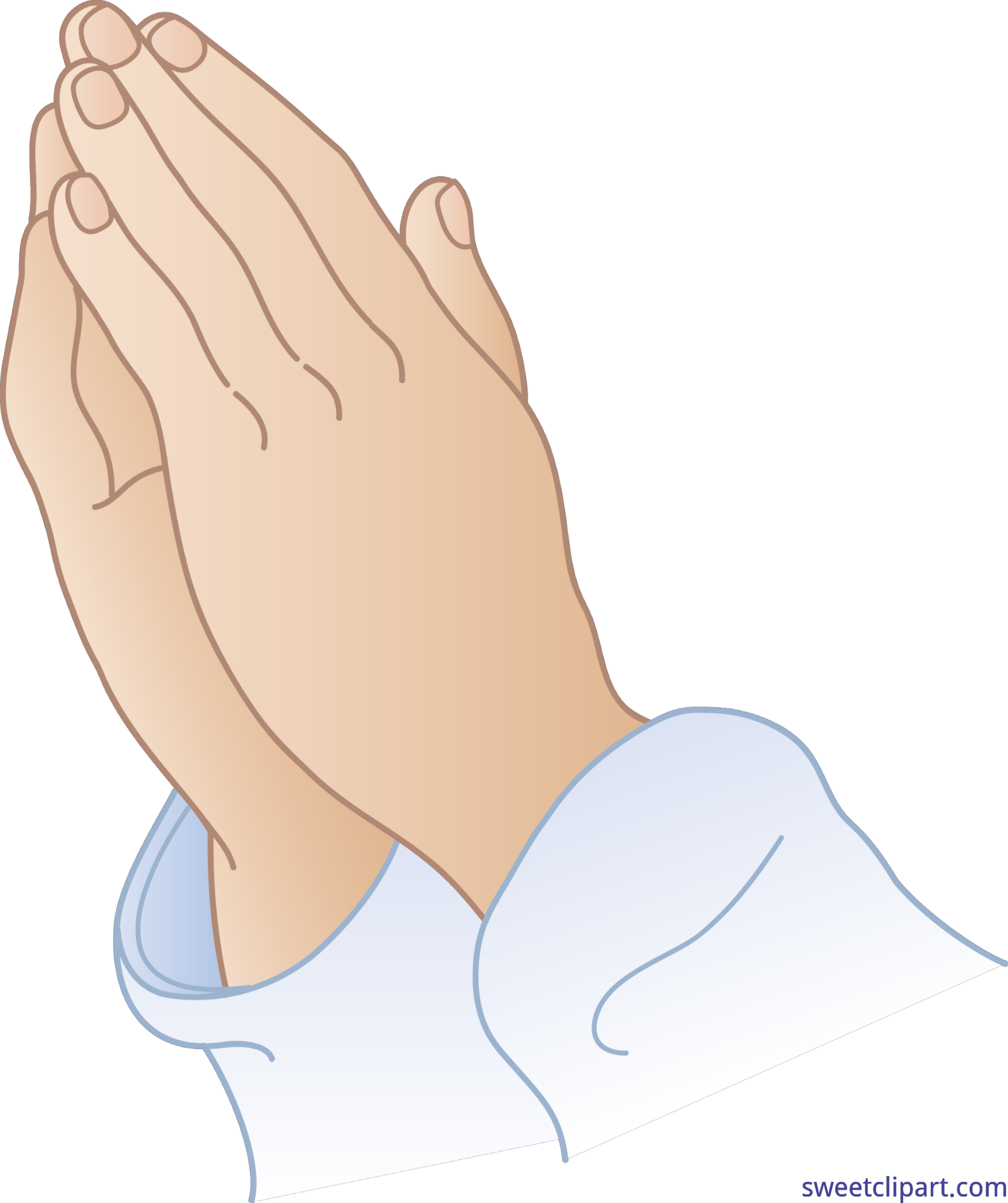 Glove clipart science. Praying hands clip art